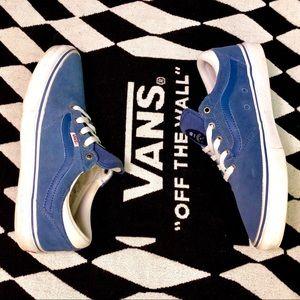 Vans, Gilbert Crockett 1s (not being made anymore)